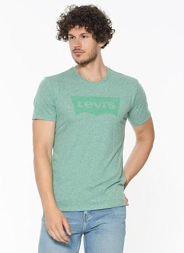 Levi's® Tişört Yeşil